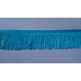 Frange turquoise 5 cm