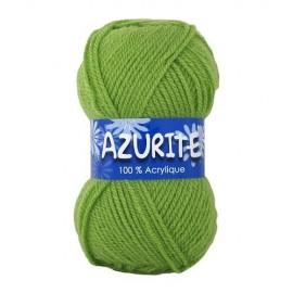 Laine AZURITE Vert