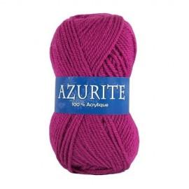 Laine AZURITE Rose framboise