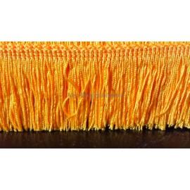 Frange jaune 5 cm
