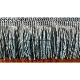 Frange gris 5 cm