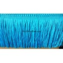 Frange turquoise 10 cm