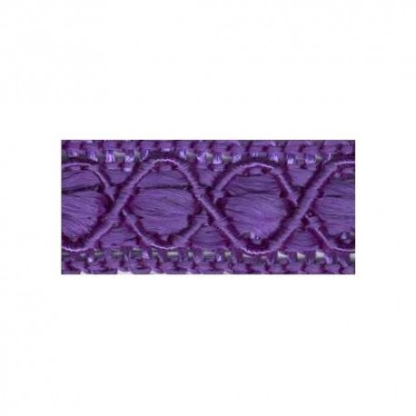 galon passementerie violet my mercerie. Black Bedroom Furniture Sets. Home Design Ideas