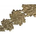 Galon orientale Raina doré X 50 cm