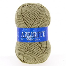 Laine AZURITE cannelle