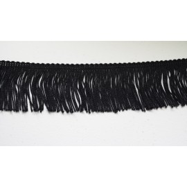 Frange noire 5 cm