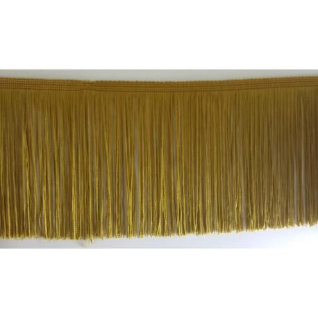 Frange doré 15 cm