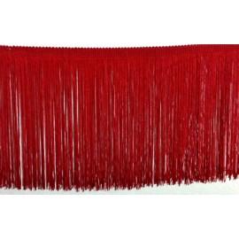 Frange rouge 20 cm