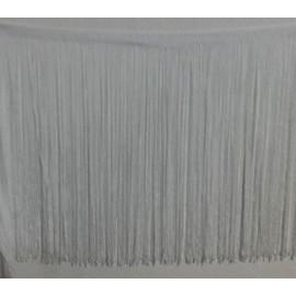 Frange blanche 30 cm