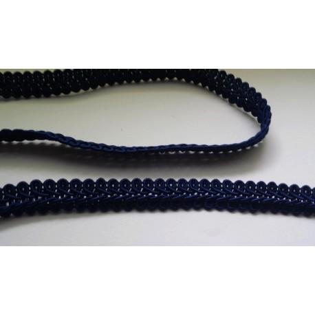 Galon style Chanel bleu marine